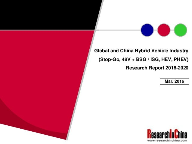 "hybrid vehicle research papers Research institute of applied economics  ""policy options for the promotion of electric  the plug-in hybrid vehicle can serve as the bridge between ice vehicles."