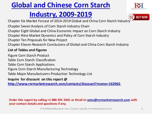Corn report 2019