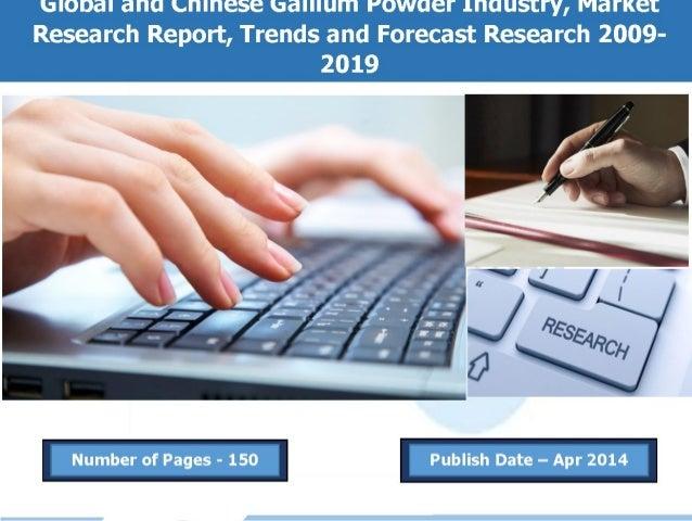 "UIODEII aI'lCl Lnmese uamurn FOWGEF £. I'lClLlS'l'. l'y,  l""IEIl'KeI:  Research Report,  Trends and Forecast Research 2009..."