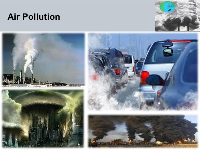 environmental issues and pollution