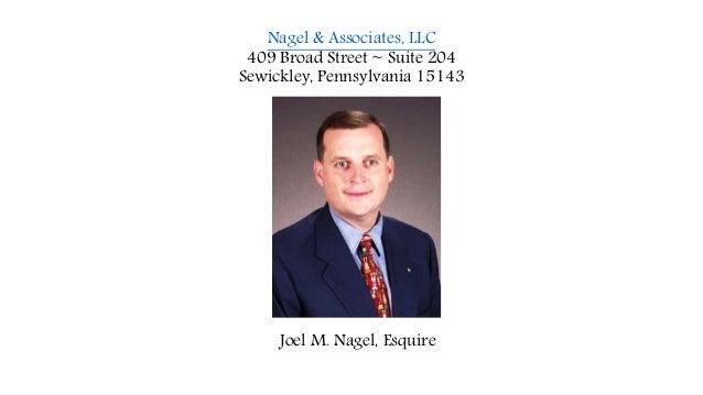 Global Asset Protection for a Dangerous World, by Joel Nagel Slide 3