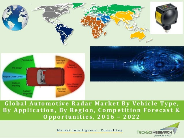 Global Automotive Radar Market By Vehicle Type, By Application, By Region, Competition Forecast & Opportunities, 2016 – 20...