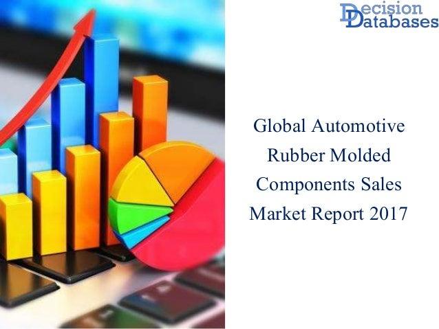 Global Automotive Rubber Molded Components Sales Market Report 2017