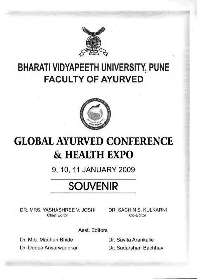Global ayurved 09 Slide 3