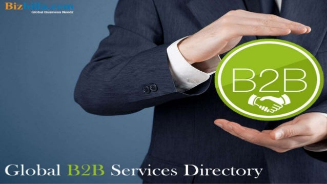 The leading international B2B portal Bizbilla showcases the list of B2B services on various categories listed by business ...