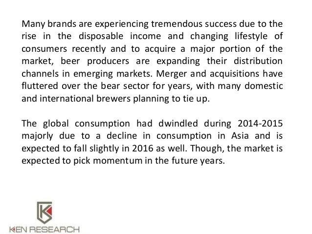Global Beer Industry   Beer Industry Insights   Ken Research