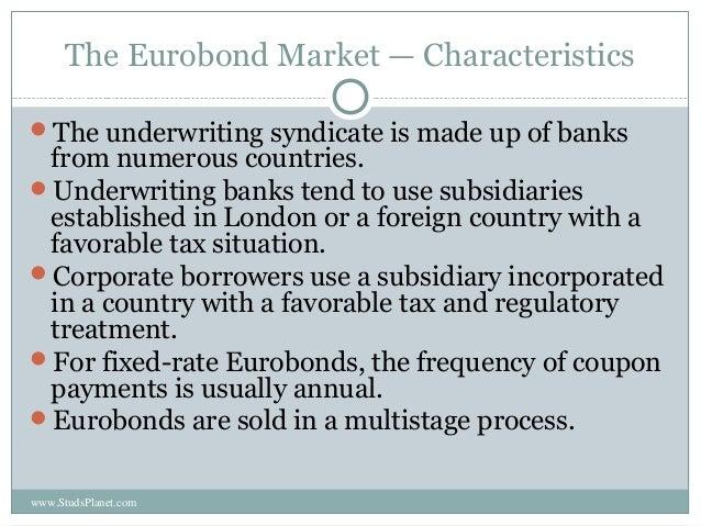 eurobond coupon frequency
