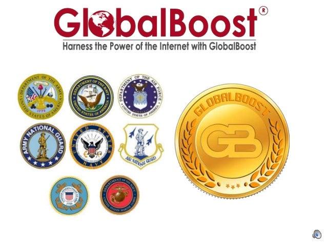 GlobalBoost social media product demo