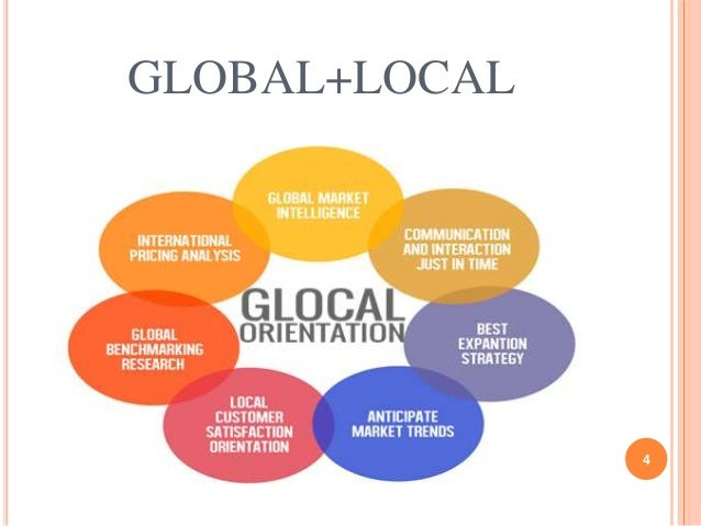 local food vs globalization essay The new rules of globalization and increases in food prices, for instance, become global issues it has teamed up with a local company.