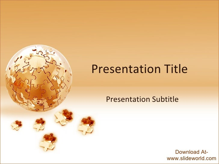 Business powerpoint templates global business powerpoint templates presentation title presentation subtitle download at slideworld toneelgroepblik Images