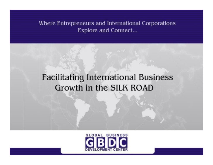 WHO WE AREGBDC is non-governmental organizationwhich provides companies with strategies,business solutions and information...