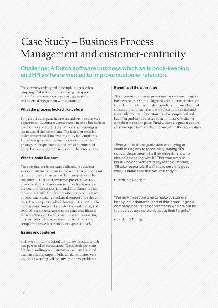 small business management case studies Find your vertical market crm solution here amongst our crm case study   management (crm) software solutions for specific vertical markets please note  that while these case studies are from customers, they have mostly.