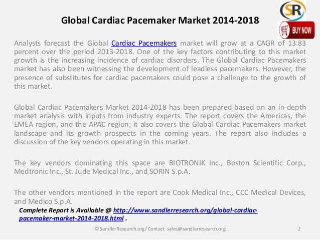 global cardiac biomarkers market 2014 2018 The global cardiac biomarkers market 2014-2018 research report has been prepared based on an in-depth market analysis with inputs from industry experts the report covers the americas, and the .