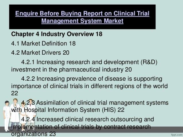 Clinical Trial Management System Market Global Analysis