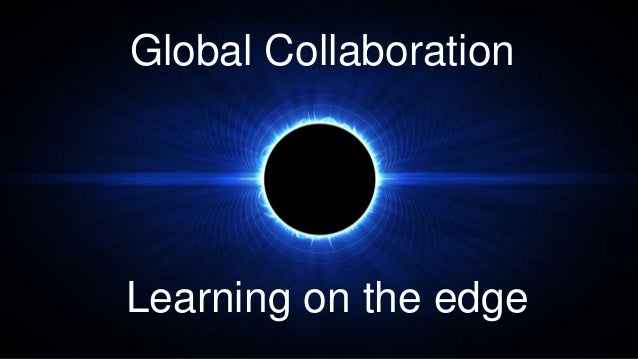 Global Collaboration Learning on the edge