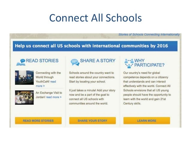 Connect All Schools