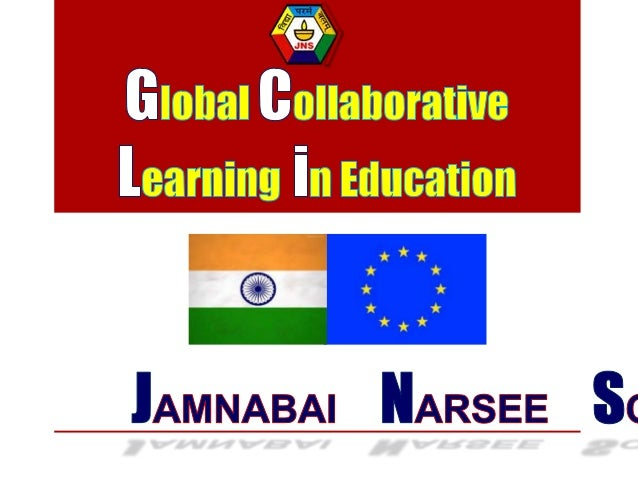 Collaborative Teaching Powerpoint ~ Global collaborative learning in education ppt