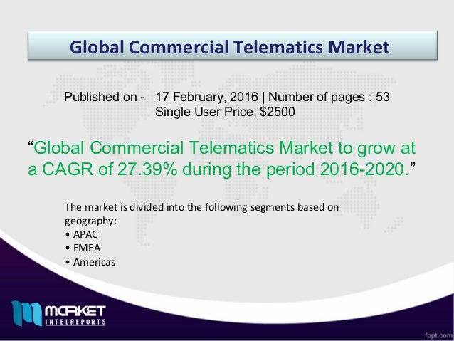 Asia pacific automotive telematics market opportunity