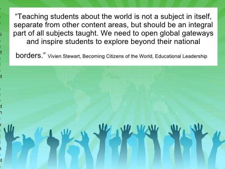 Global Competency 2010 Slide 3
