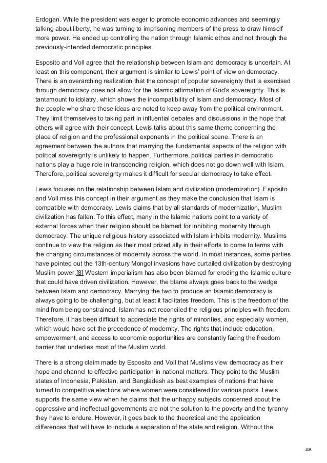 Argumentative essay on islam resume hkcee