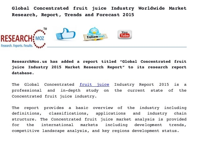 research report on global dried fruit The report firstly introduced dried fruit basic information included dried fruit definition classification application industry chain structure industry overview international market analysis, china domestic market analysis, macroeconomic environment and economic situation analysis, dried fruit industry policy and plan, dried fruit product specification, manufacturing process, cost structure etc.