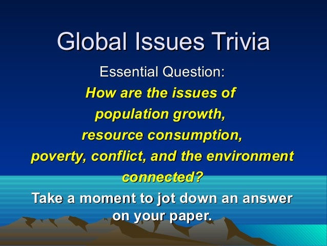 an analysis of the issue of overpopulation Overpopulation essay: an ielts problems and solutions essay about overpopulation in urban areas you specifically have to talk about the problems of overpopulation, and suggest some solutions to this problem.