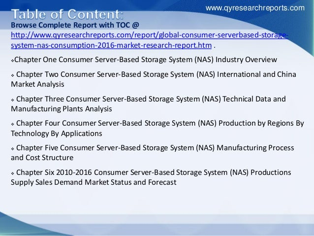global consumer nas market The consumer, soho, and smb nas market reports offers a specific market  study and outlook prospects of the market the analysis covers.
