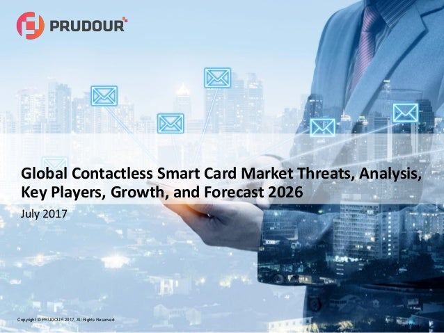 Copyright © PRUDOUR 2017, All Rights Reserved Global Contactless Smart Card Market Threats, Analysis, Key Players, Growth,...