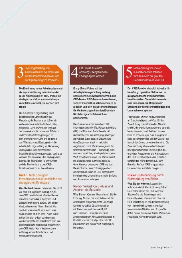 Aufbau von Erwartungen und Druck erhöhen das Risiko einer Minderleistung Globaler Trend 1: • Da sie primär der Vorstandseb...