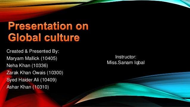 Created & Presented By: Maryam Mallick (10405) Neha Khan (10336) Zarak Khan Owais (10300) Syed Haider Ali (10409) Ashar Kh...