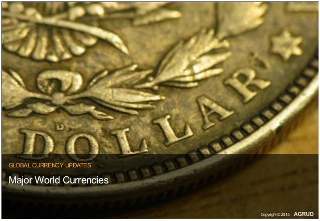 GLOBAL CURRENCY UPDATES Major World Currencies Copyright ©2015,
