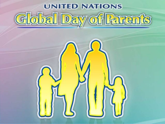 GLOBAL DAY OF PARENTSReadings