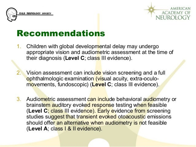 global developmental delay essay Early identification of development delays and/or disabilities assessment and planning for early intervention  education for all global monitoring report 2007.