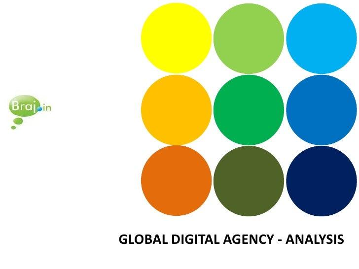 GLOBAL DIGITAL AGENCY - ANALYSIS