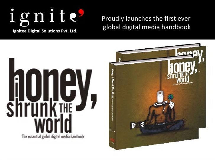 Ignitee Digital Solutions Pvt. Ltd. Proudly launches the first ever  global digital media handbook