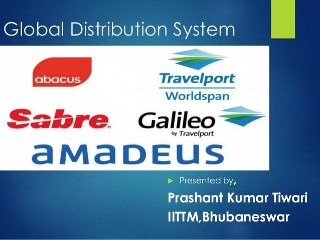 Global Distribution System Gds