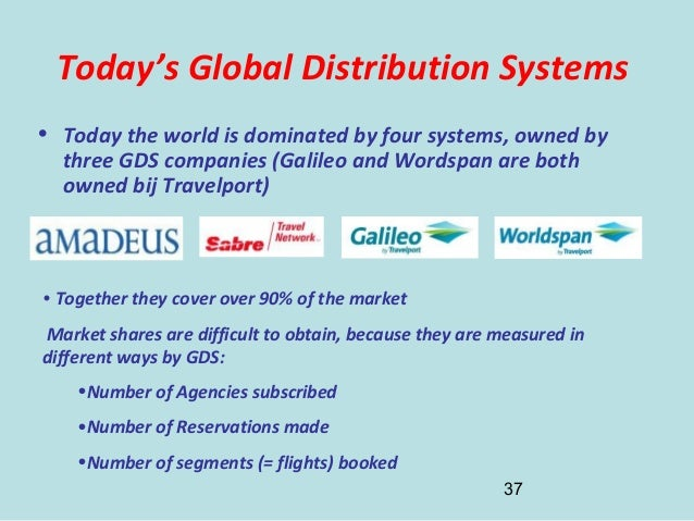 etourism global distribution systems They were supported by computer reservation systems (crss), global distribution systems {the future etourism intermediaries}, journal = {tourism management.