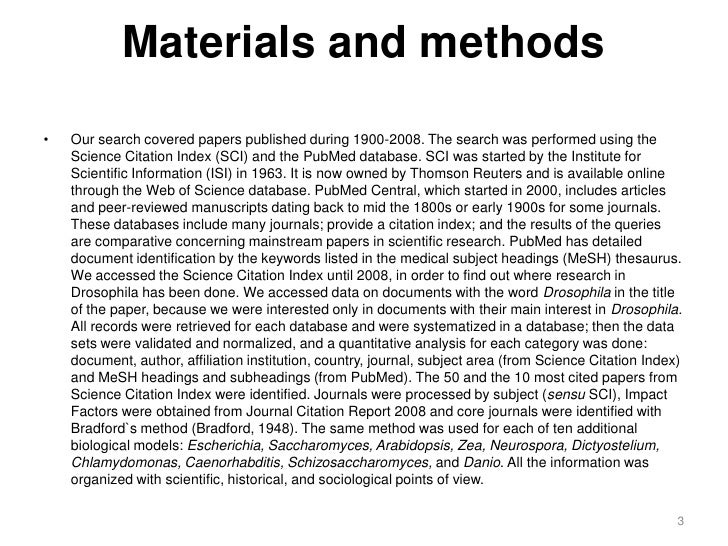 Material science research paper