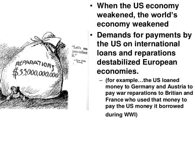 Global Economic Depression Overview