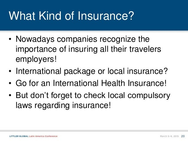 Travelers Insurance Benefits Package