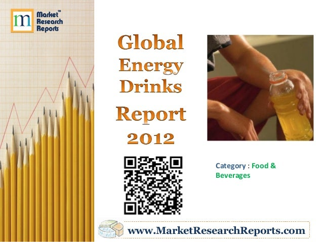 analysis of energy drinks Also, lack of knowledge about the choice of drinks is expected to drive the market of alcoholic energy drinks the non-alcoholic segment is projected to witness high consumption growth rates and over take the alcoholic sector to emerge as the largest segment by next five years.