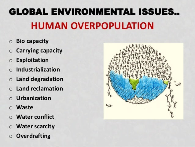 essay growing global environmental concerns Essay-environmental issues unlike political issues are not restricted to boundaries they are global issues and every country faces it it requires everyone's.