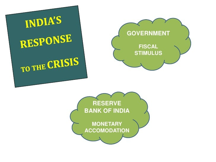 global financial crisis and its impact Four interrelated global crises are mutually reinforcing each other: climate change, the energy crisis, the food crisis and the financial and economic crisis but of these, the consequence of the global financial meltdown on the nigerian educational system at all levels will be more devastating.