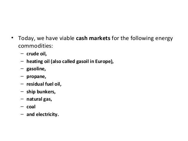 Global financial markets