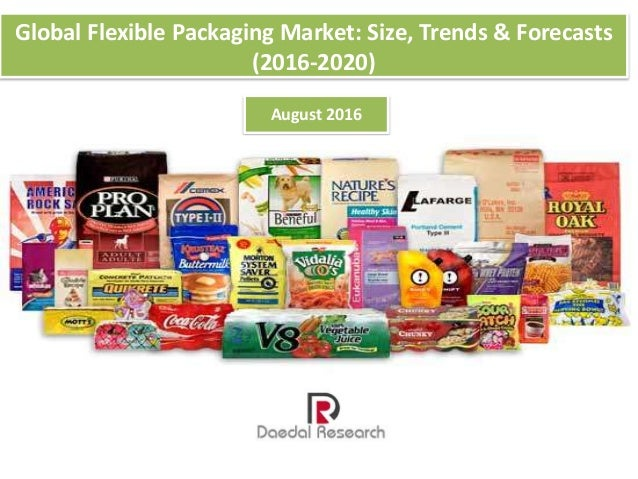flexible packaging market global trends The report titled global flexible packaging market: size, trends & forecasts (2016-2020) presents a thorough for details, write to info@daedal-researchcom.