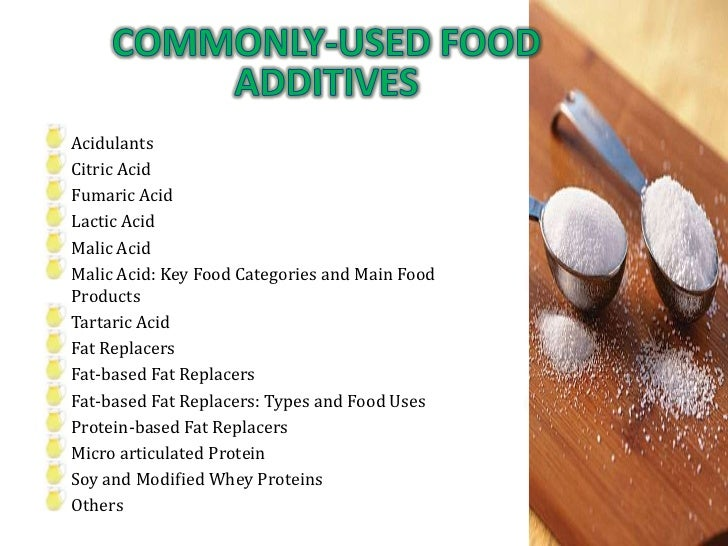 Global food preservatives