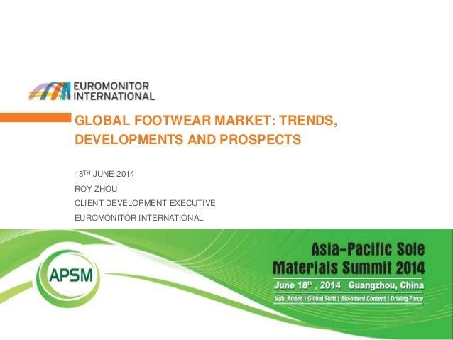 key trends in footwear industry Key stakeholders industry trends & analysis chapter 4 athletic footwear industry outlook   key product categories & technologies, product pipeline, top players .
