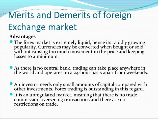 merits and demerits of international trade
