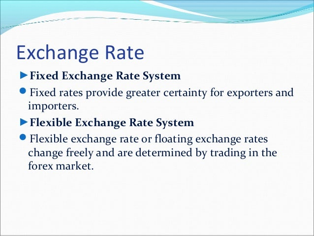 Use fixed rate in a sentence