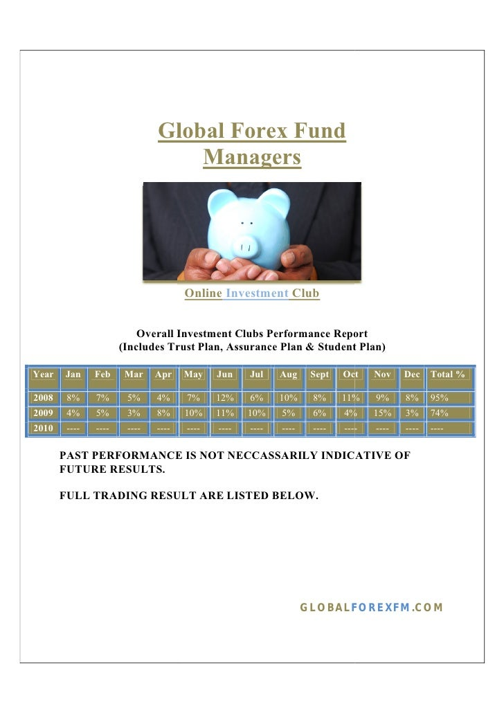Global Forex Fund                                   Managers                                          Online Investment Cl...